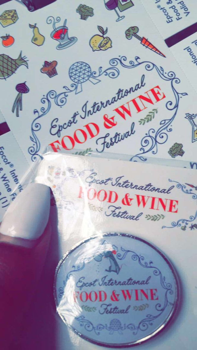 Epcot Food and Wine Festival 2017