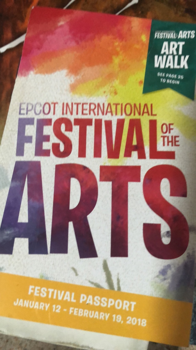 epcot international arts festival