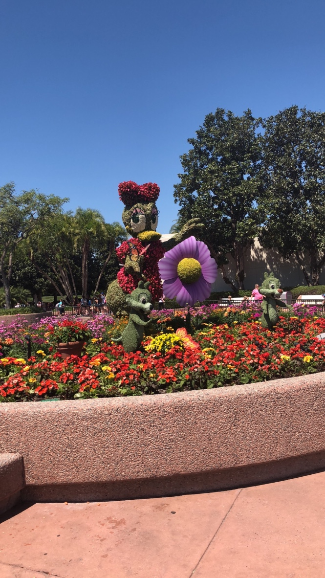 Epcot Flower and Garden Festival 2018