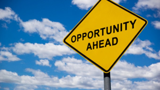 You are the Opportunity